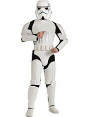 Star Wars Stormtrooper Costume Adult Deluxe
