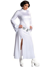 Plus Size Star Wars Princess Leia Costume Adult