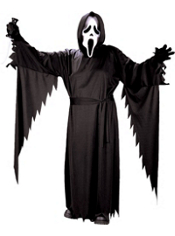 Scream Ghost Face Costume Teen