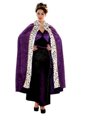Regal Queen Cape