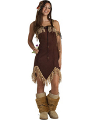 Native American Princess Costume Teen Girls