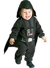 Star Wars Darth Vader Costume Baby