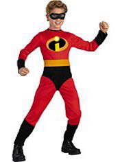 The Incredibles Dash Costume Boys
