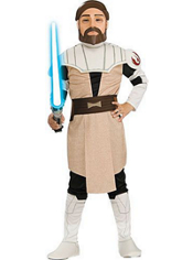 Star Wars Obi-Wan Kenobi Costume Boys