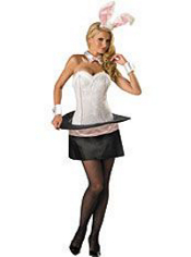 Adult Cute Magic Bunny Costume