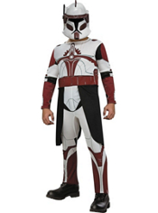 Clone Wars  Commander Fox Costume Boys