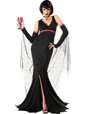 Immortal Seductress Vampire Costume Adult