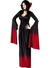 Blood Vampiress Costume Adult