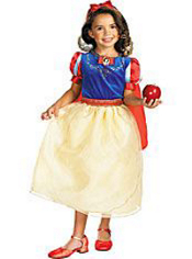 Snow White Costume Girls Deluxe