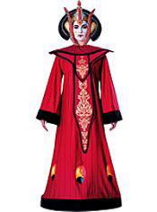 Star Wars Queen Amidala  Costume Adult Deluxe