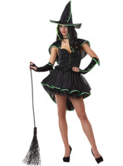 Magically Sexy Witch Costume Adult