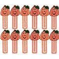 Pumpkin Bookmarks 12ct