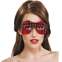 Grunge Masquerade Mask Adult