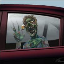 Zombie Car Window Grabber 2pc