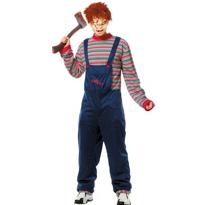 Chucky Costume Adult