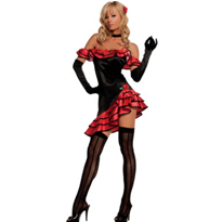 Spanish Lolita Costume Adult