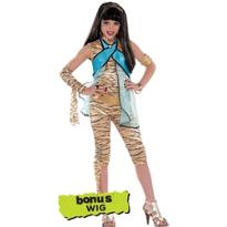 Monster High Cleo de Nile Costume Girls