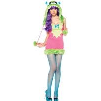 Terrifying Tara Monster Costume Adult