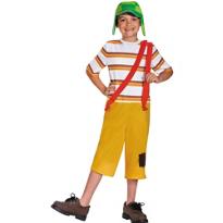Boys El Chavo Costume Deluxe