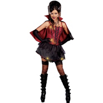 Adult Bloodsucking Beauty Vampire Costume